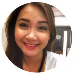 Communications Coordinator Cara Mae Aquino