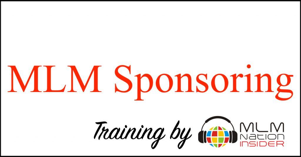 MLM Sponsoring Training