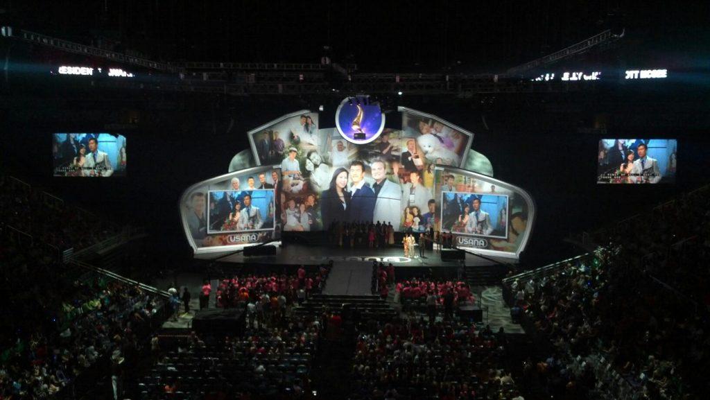 Simon Chan Winning The President's Award
