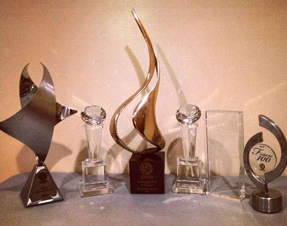 Picture of Simon Chan's Awards