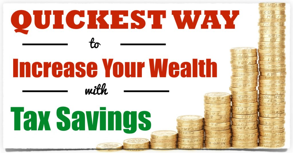 Tax Savings: Quickest Ways to Increase Your Wealth in MLM Without Sponsoring Anyone