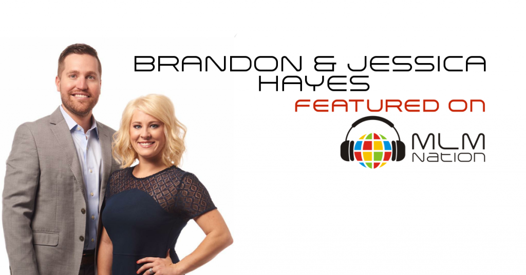 Brandon and Jessica Hayes fb