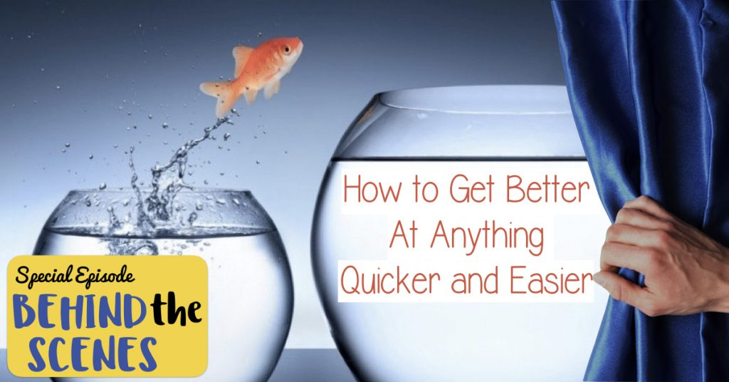 How to Get Better At Anything Quicker and Easier fb
