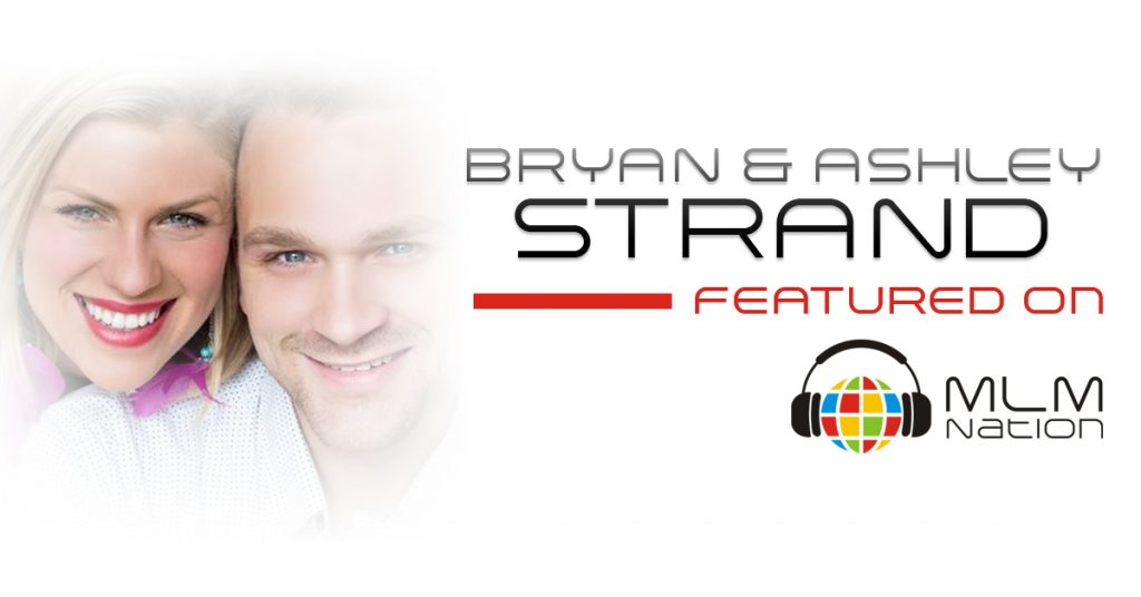 Bryan and Ashley Strand fb