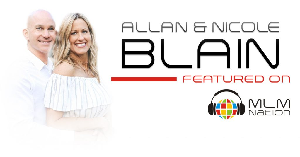 Allan and Nicole Blain fb