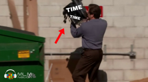 Throwing Away Time- MLM Productivity