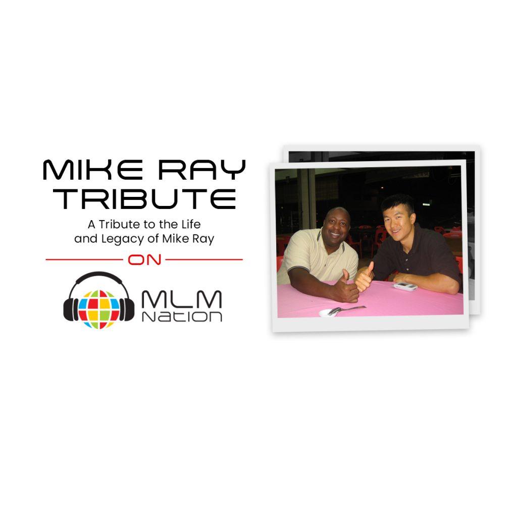 Mike Ray Tribute Simon Chan